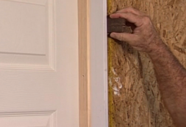 How To Install Interior Door At The Home Depot