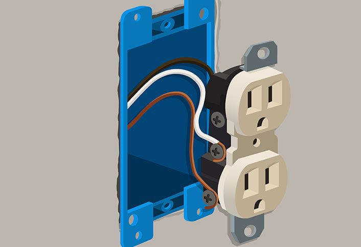How To Install Or Replace An Electrical Outlet Manual Guide