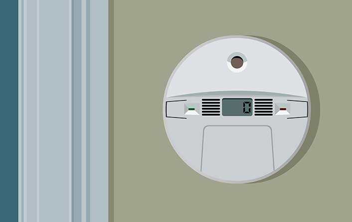 Steps to Install Hard-Wired Smoke and CO Alarms at The Home Depot