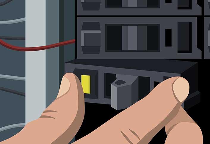 Great Ibanez Guitar Wiring Tall Car Alarm System Diagram Shaped Bulldog Car Wiring Diagrams Dimarzio Pickup Wiring Youthful Www Bulldog Com Orange3 Way Switch Guitar How To Install An AFCI Breaker Circuit Breaker, AFCI, Arc ..