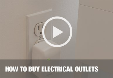 Types of Electrical Outlets for Your Home at The Home Depot on