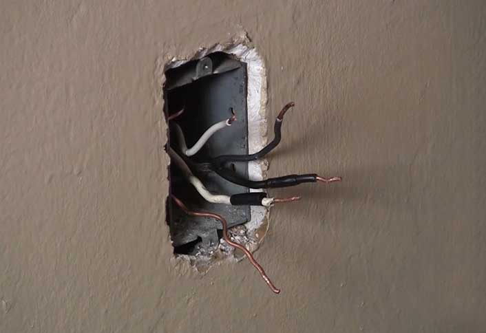 Electrical Wiring In The Home Outdoor Electrical Outlet Placement