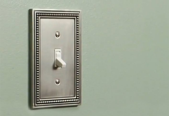 Pick A Switch Plate Or Wall To Complement Your Home S Decor