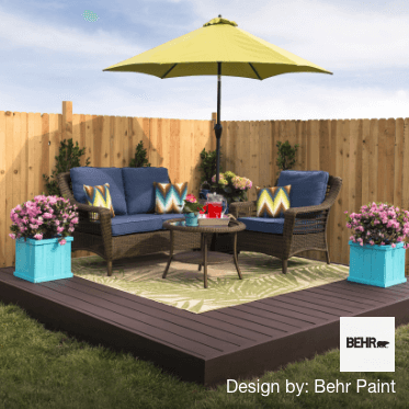 Patio Design Ideas - The Home Depot