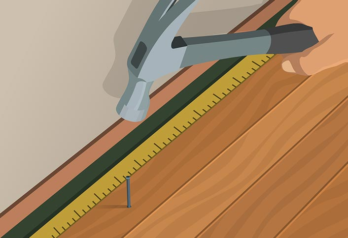 How To Install Hardwood Flooring At The Home Depot