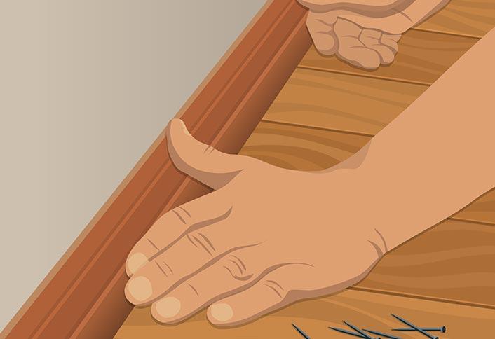 en floors categories depot flooring hardwood home video the installing floor install how to canada