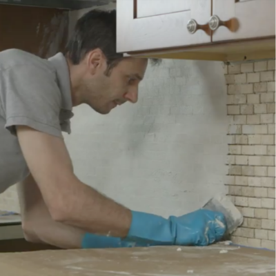 How To Create A Tile Backsplash