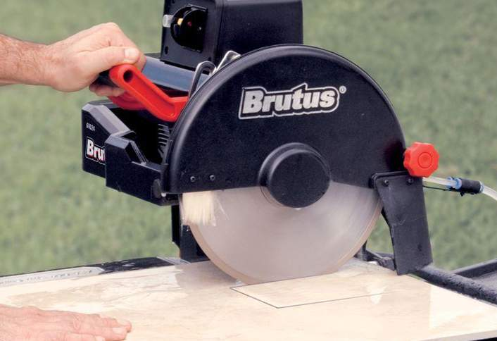How to cut tiles at the home depot making plunge cuts cut tile wet saw keyboard keysfo Choice Image