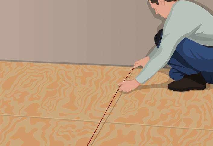 Parquet Tile Installation Guide At The Home Depot