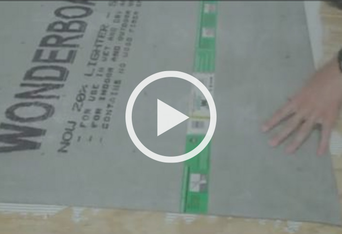 Understanding Tile Underlayment At The Home Depot
