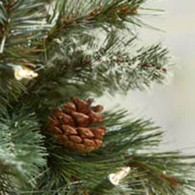Dual Color Led Christmas Tree