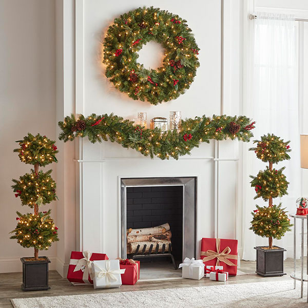 Christmas Decorating Ideas The Home Depot