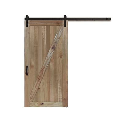 What You Need. Sliding Barn Door Hardware Kit