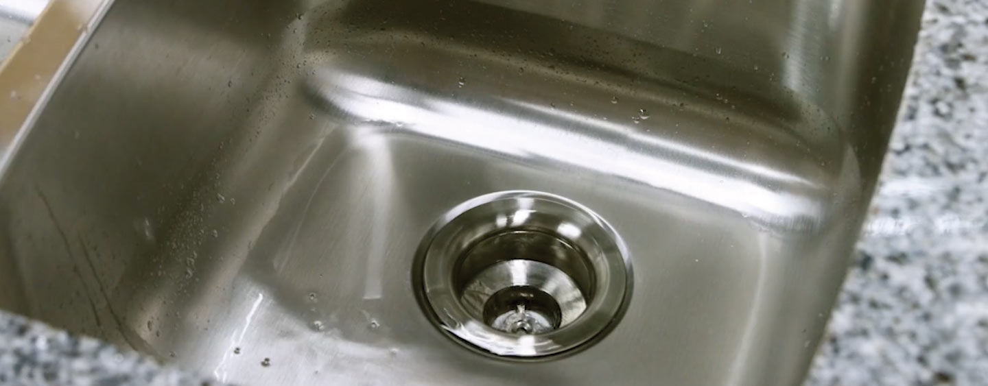 How to unclog a sink the home depot how to unclog a sink solutioingenieria Gallery