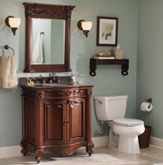 Home Renovation Ideas HowTo Guides - Home depot bathroom renovations