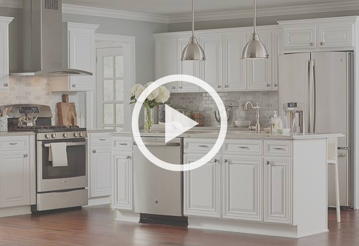 Reface Your Kitchen Cabinets At The Home Depot - Cheap kitchen cabinets home depot