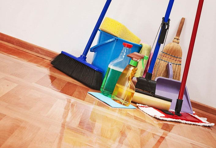 Cleaning Solutions for Hard Surface Floors