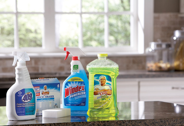 How To Select Your Kitchen and Bath Cleaners at The Home Depot