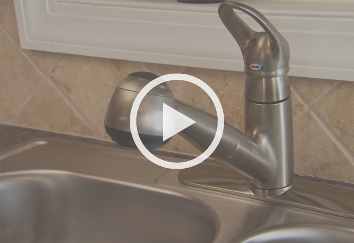 how do you replace a kitchen faucet how to install a single handle kitchen faucet at the home 27741