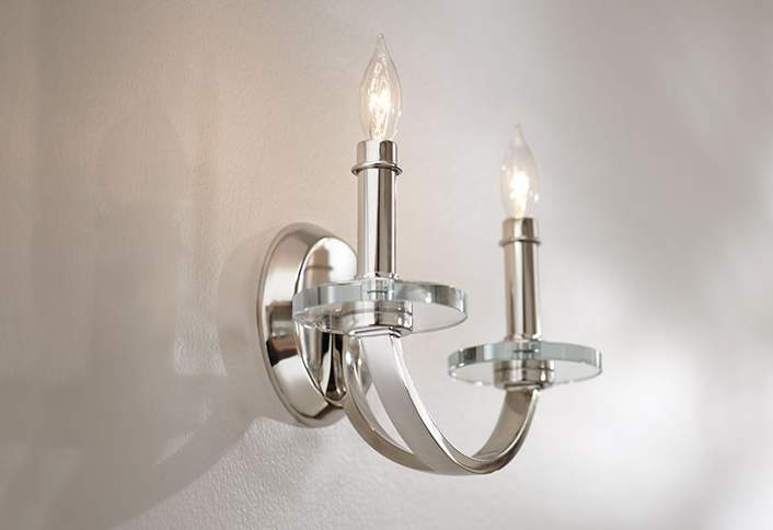 Enhance Your Home By Adding A Beautiful Light Fixture To Any Wall