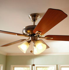 Lighting ideas how to guides learn how to install a ceiling fan yourself mozeypictures Image collections