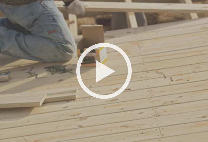 How To Build a Single-Level Raised Deck at The Home Depot