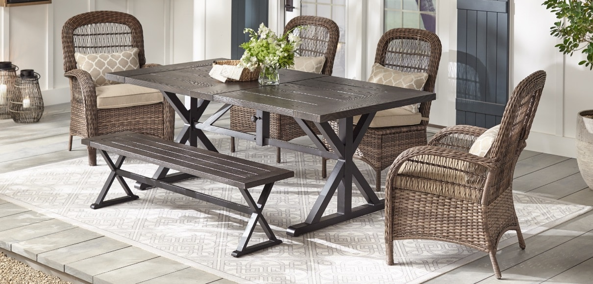 Patio Design Ideas The Home Depot