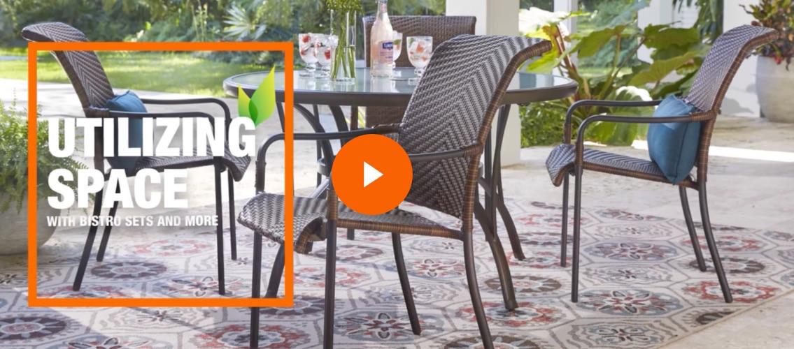 Patio Design Ideas The Home Depot