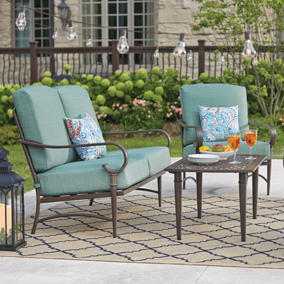 Home Depot Design Ideas: Patio Design Ideas