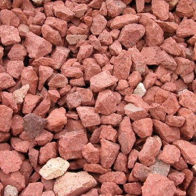Garden Stone Chips How to select decorative stones at the home depot brick chips workwithnaturefo