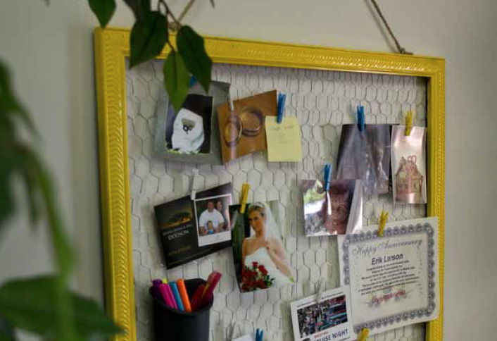 How To Create A Chicken Wire Frame At The Home Depot