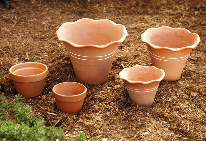 Set Pots Make Terra Cotta Pot Fountain