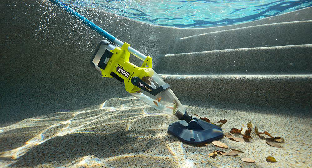 How To Vacuum A Pool The Home Depot