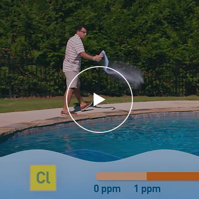VIDEO: How to Clear a Cloudy Pool