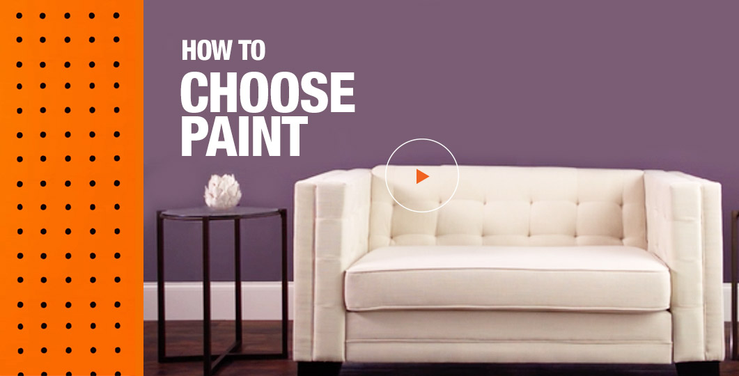 How To Pick Paint Colors The Home Depot Custom How To Choose Paint Colors For Your Home Interior
