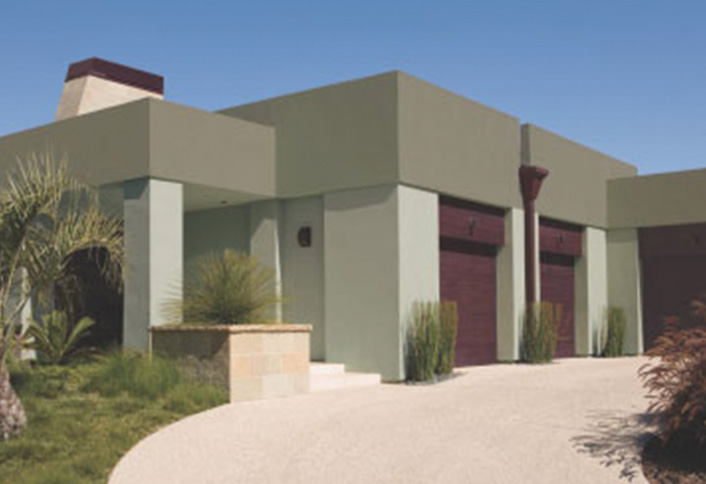 Choose Exterior Paint For Your Contemporary Home