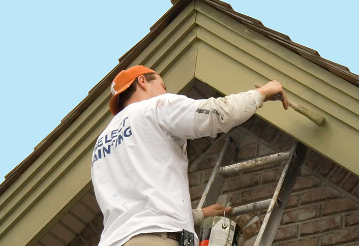 Project Guide: Painting Exterior Walls at The Home Depot