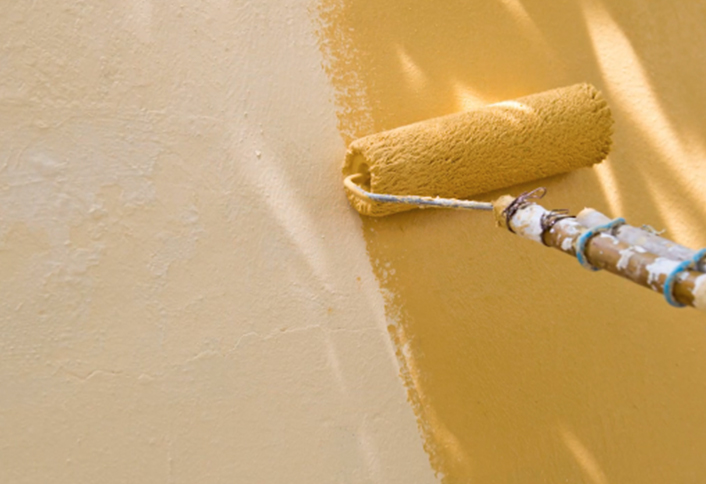 Project guide painting exterior walls at the home depot - Best roller for exterior painting ...