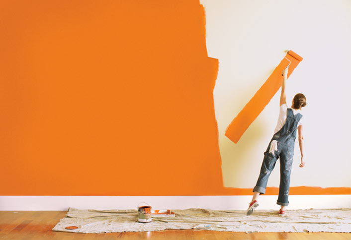 interior painting tips at the home depot at the home depot