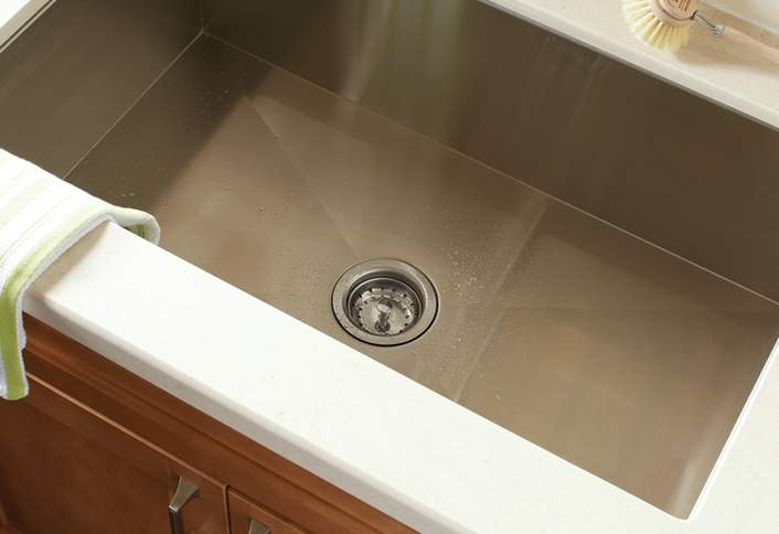 Tips to Fix Leaky Sink Strainers at The Home Depot