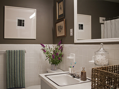 A Simple Inexpensive Bathroom Makeover For Ers