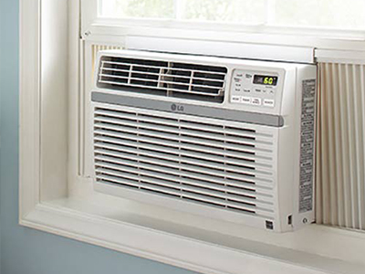 Steps To Install A Window Air Conditioner At The Home Depot
