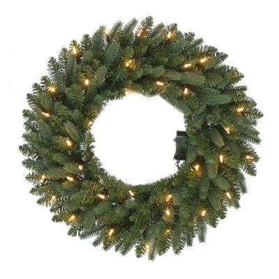 3 Wreaths Of The Same Diameter