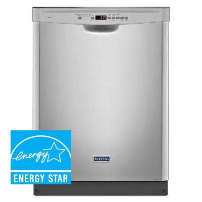 Energy Star-rated Dishwasher
