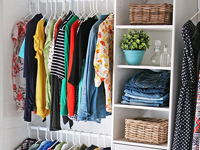 How To Build A Closet To Give You More Storage