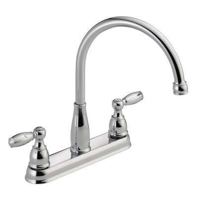 Installing A Kitchen Faucet And Side Sprayer At The Home Depot
