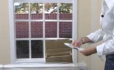 How to install outside mount cellular shades
