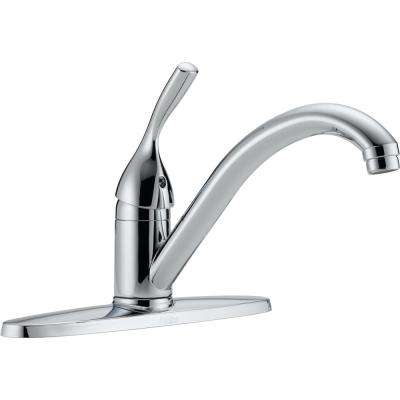 How To Install A Single Handle Kitchen Faucet At The Home Depot