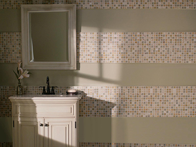How To Refresh Your Mudroom with Wood-Look Tile at The Home Depot
