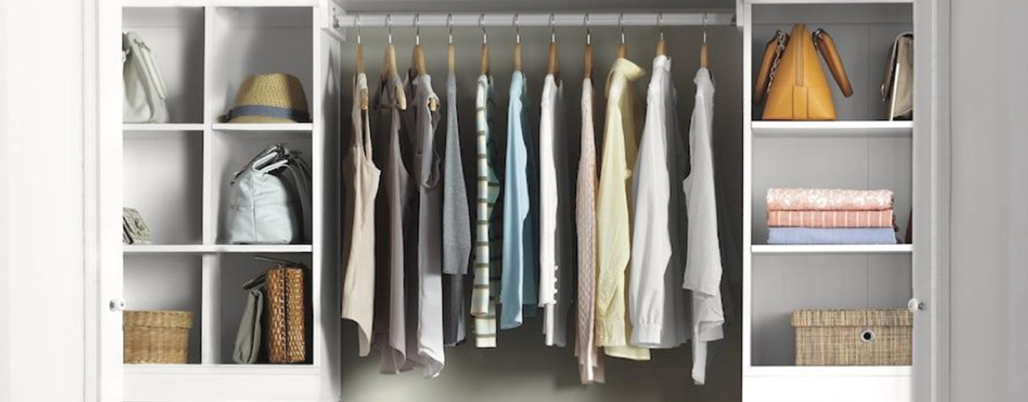 Closet Ideas And Storage Solutions For Wardrobes Of All Sizes